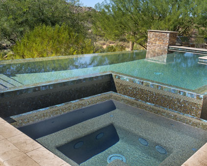 Clean & Brite Pools Welcome Image